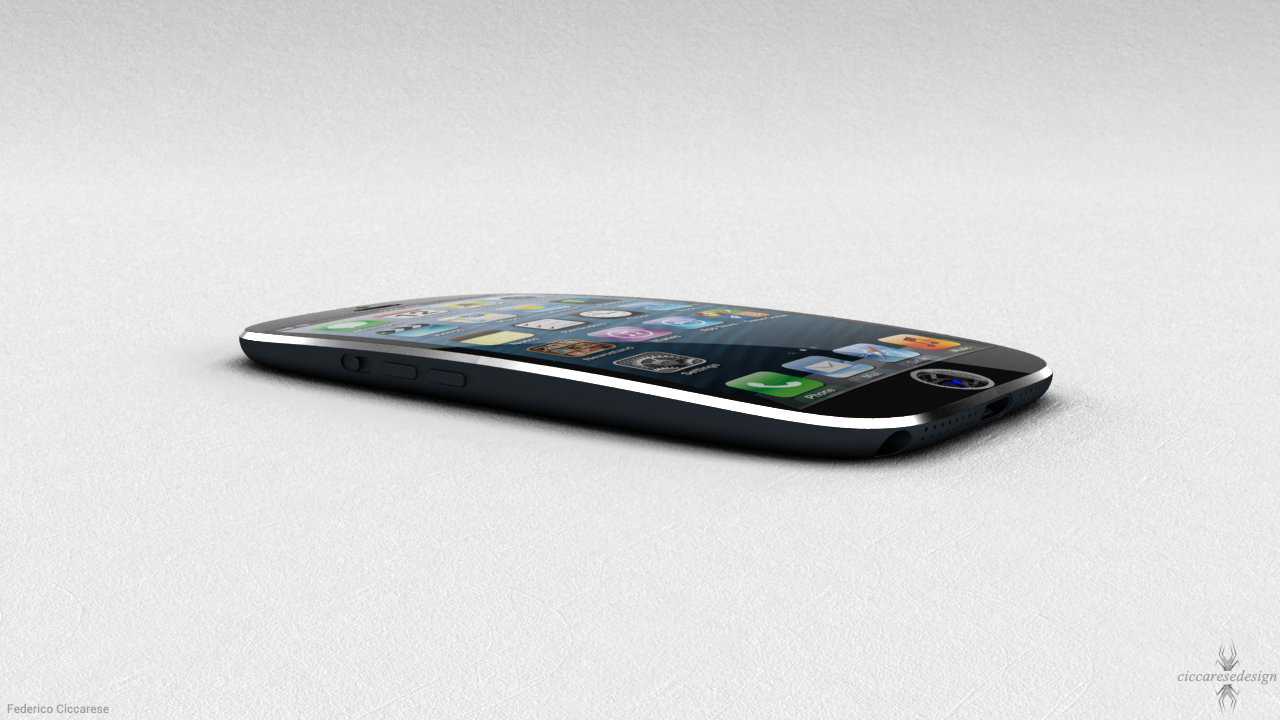 Oh look, another concept iphone